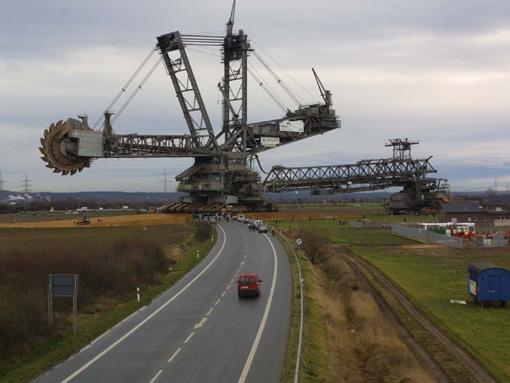ساخت ماشین آلات معدنی